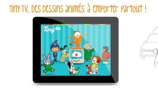 Capture d'écran Tiny TV – 100% dessins animés!