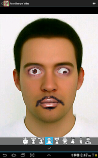 Capture d'écran Face Changer Video