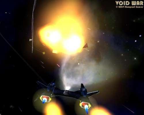 Capture d'écran Void War