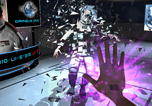 Capture d'écran Fragment