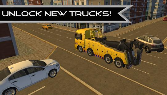 Capture d'écran Truck Simulator 2016
