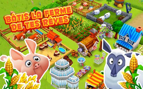 Capture d'écran Farm Story 2: Winter