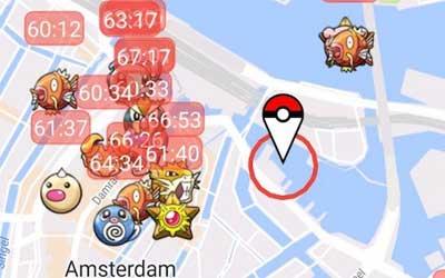 Capture d'écran PokéMesh Android