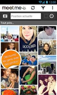 Capture d'écran MeetMe: Chat et rencontres
