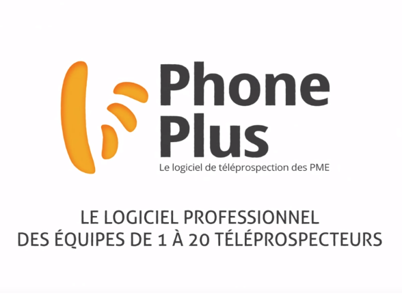 Capture d'écran PhonePlus