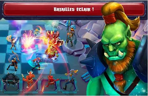 Capture d'écran Auto Royal Chess IOS
