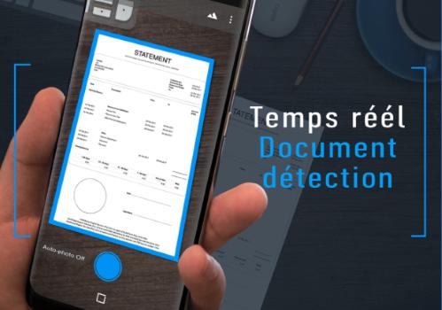 Capture d'écran PDF Scanner PRO:Docs scan  OCR