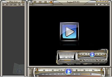 Capture d'écran SuperDVD Player