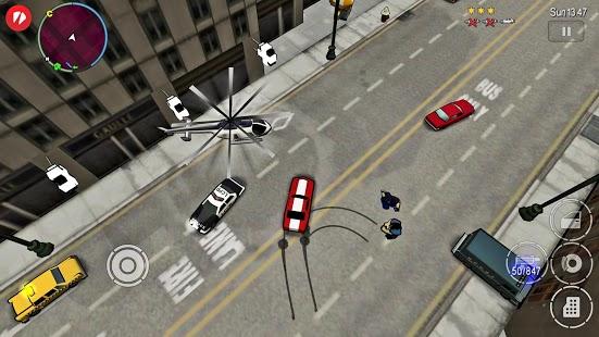 Capture d'écran GTA: Chinatown Wars