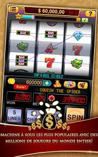 Capture d'écran Slot Machine – Free Casino