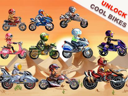 Capture d'écran Mad Moto Racing: Moto Bicross
