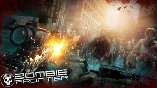 Capture d'écran Zombie Frontier