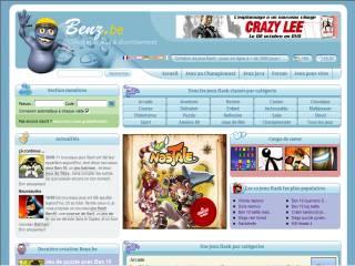 Capture d'écran Benz toolbar radio streaming