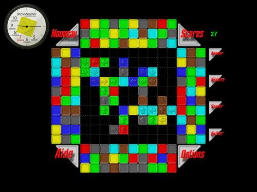 Capture d'écran BrickShooter