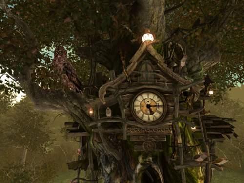 Capture d'écran Cuckoo Clock 3D Screensaver