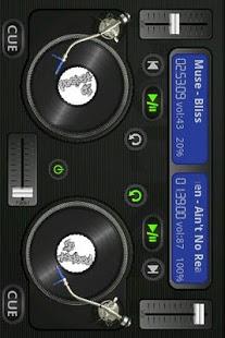 Capture d'écran Pocket DJ Vintage