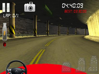Capture d'écran Race Gear-Feel 3d Car Racing