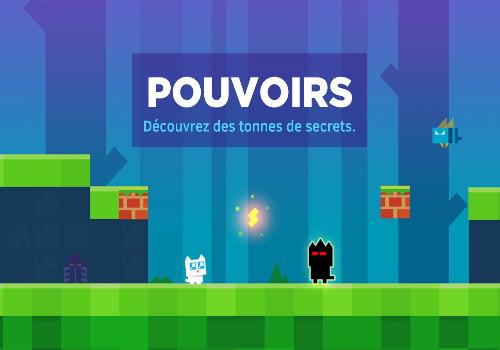 Capture d'écran Super Chat Fantôme Android