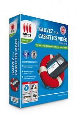 Capture d'écran Sauvez vos cassettes video