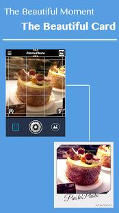 Capture d'écran Instant Photo – PinstaPhoto