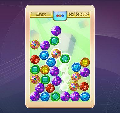Capture d'écran Color Buttons