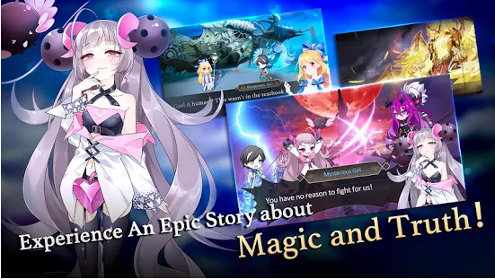 Capture d'écran Astral Chronicles IOS