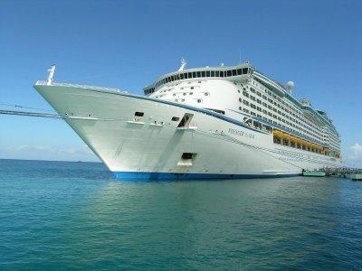 Capture d'écran Cruise Ship Screensaver