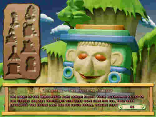 Capture d'écran Mayawaka