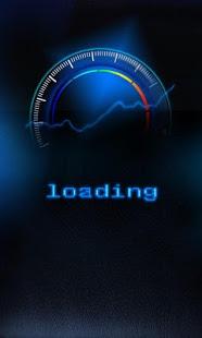 Capture d'écran Le décibelomètre