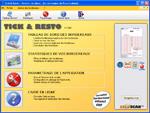 Capture d'écran Tick & Resto