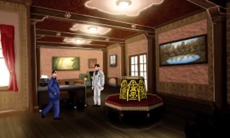 Capture d'écran A Golden Wake Mac