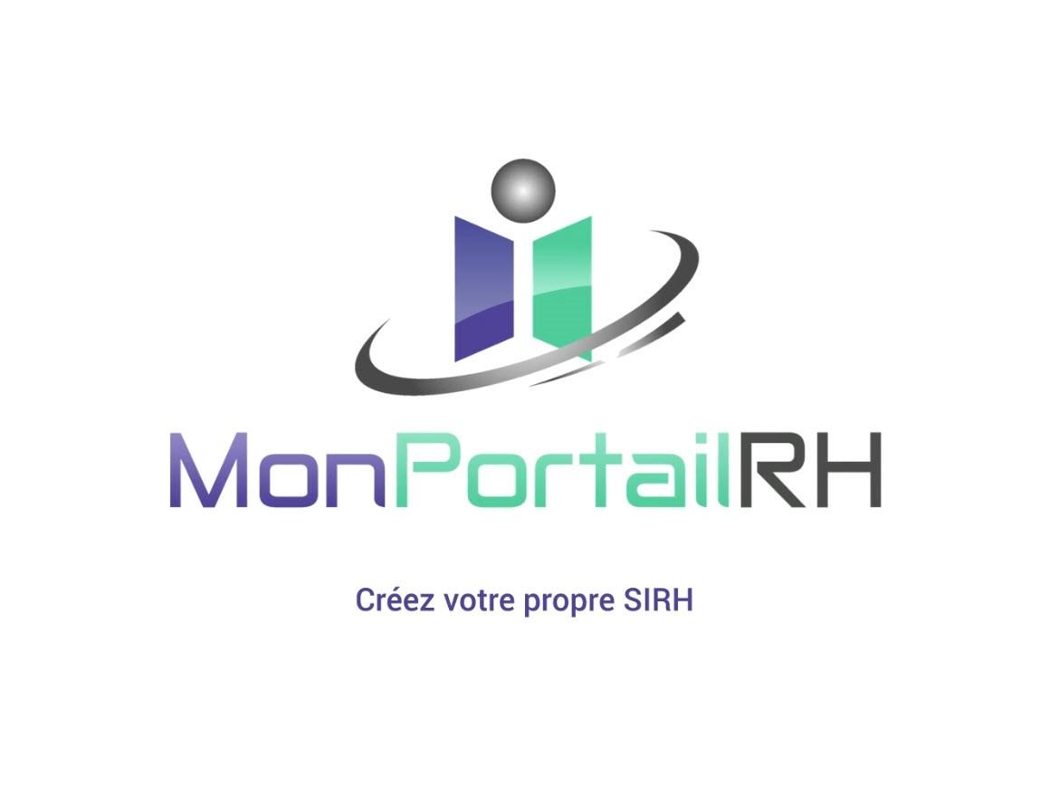Capture d'écran MonPortailRH