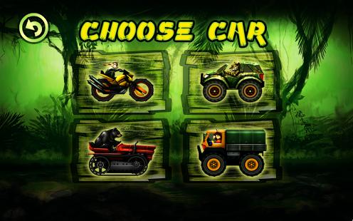 Capture d'écran Fun Kid Racing – Jungle Cars