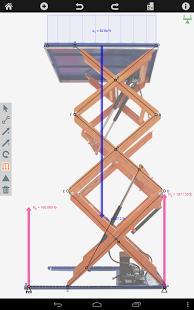 Capture d'écran Autodesk ForceEffect