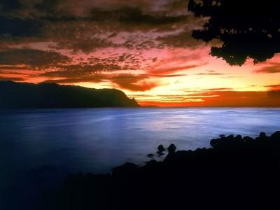 Capture d'écran Languid Sunset Screensaver