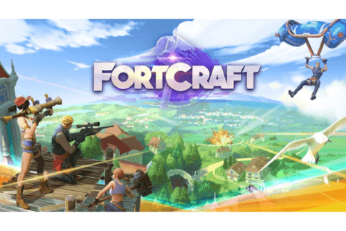 Capture d'écran Fortcraft Android