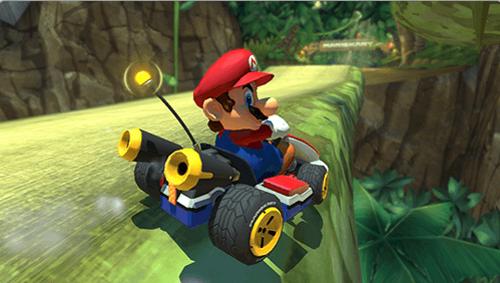 Capture d'écran Mario Kart Tour Android