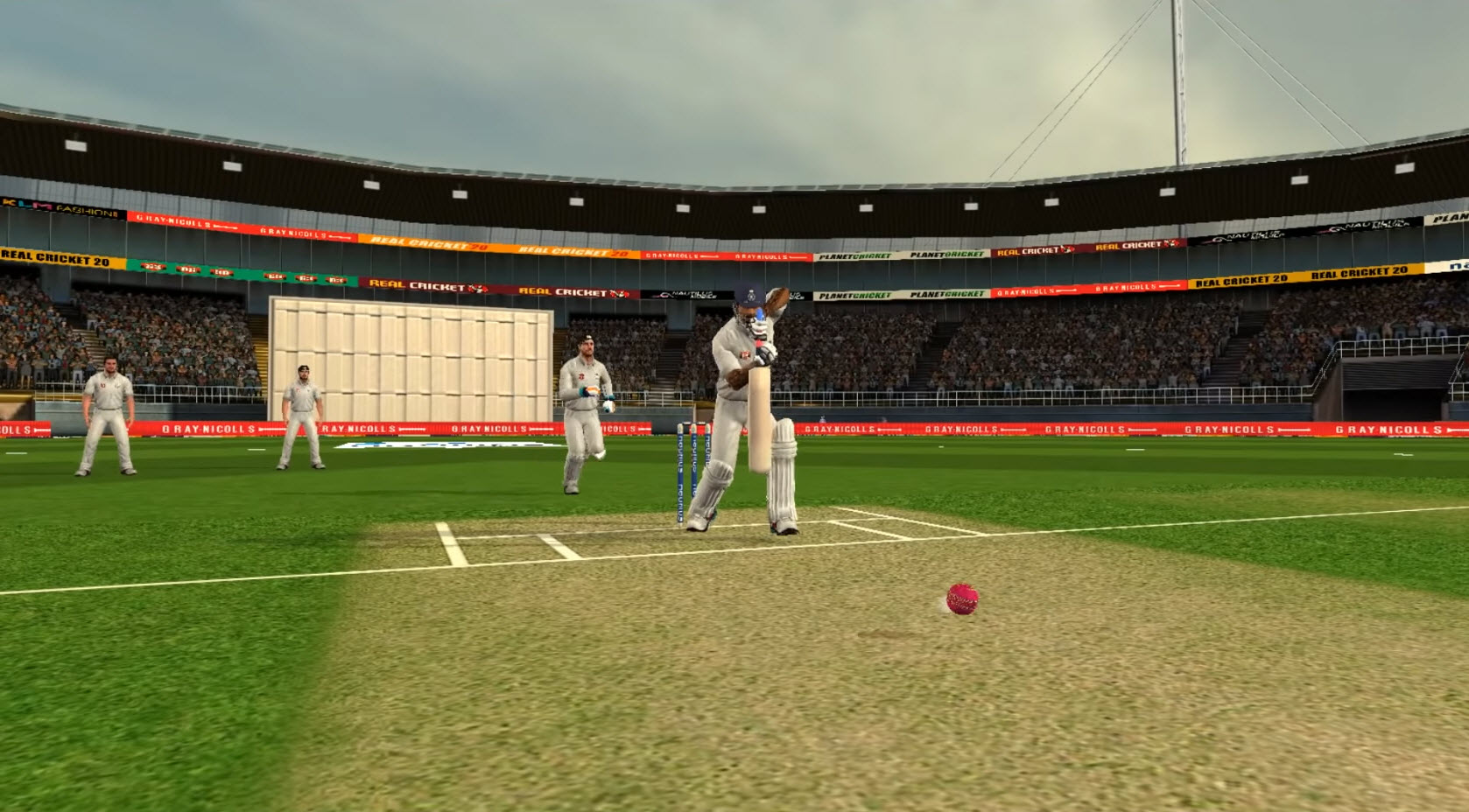 Capture d'écran Real Cricket 20 iOS