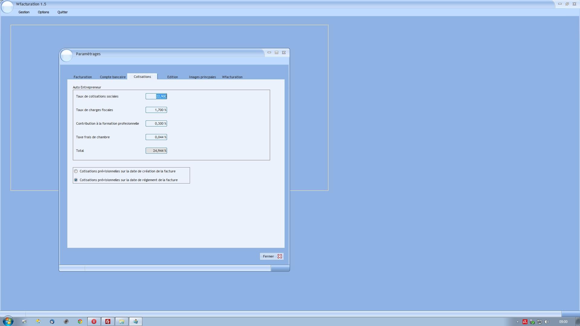 Capture d'écran Wrename