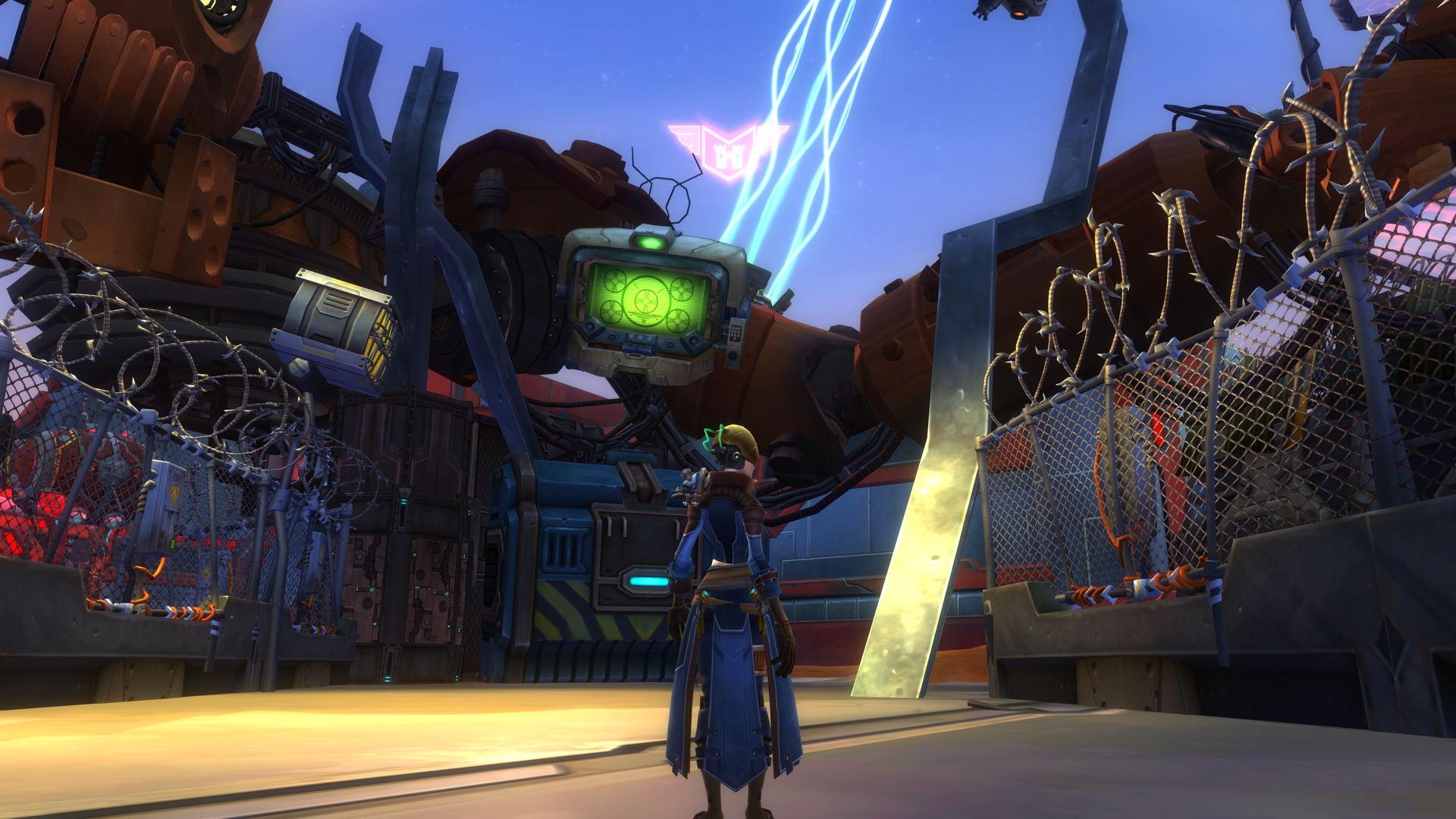 Capture d'écran Wildstar