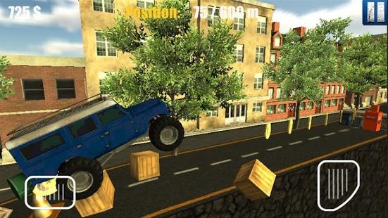 Capture d'écran American Monster Truck Jam 2