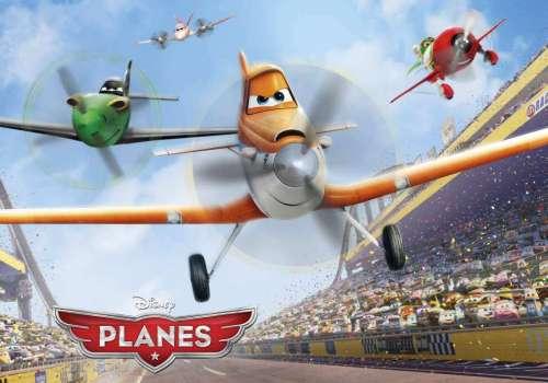 Capture d'écran Walt Disney – PLANES