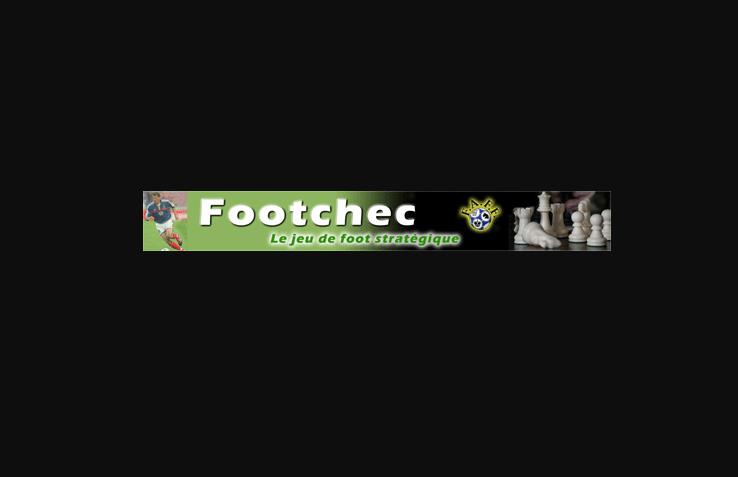 Capture d'écran FAF FOOTCHEC