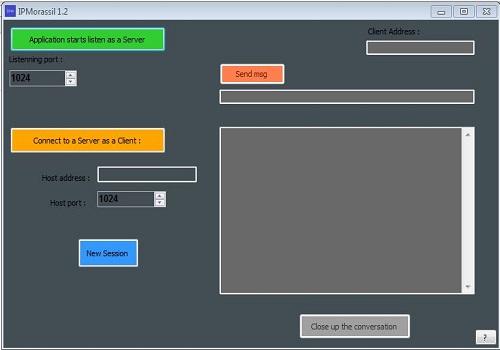 Capture d'écran IPMorassil