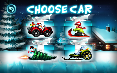 Capture d'écran Christmas Snow Racing