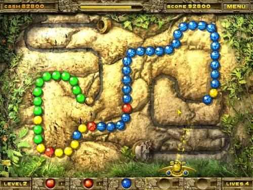 Capture d'écran Amazon Adventure