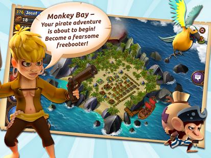 Capture d'écran Monkey Bay