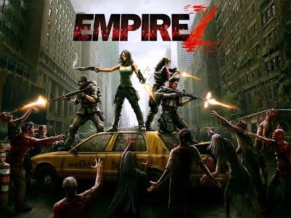 Capture d'écran Empire Z