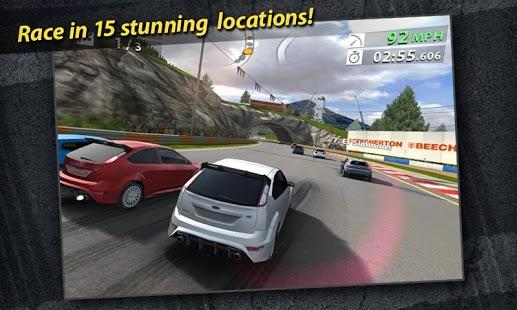 Capture d'écran Real Racing 2