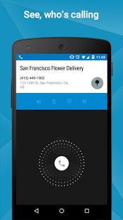 Capture d'écran 2GIS Dialer: Contacts app